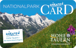 Nationalpark Kärnten Card