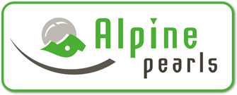 Alpine Pearls Logo